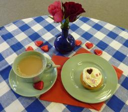 Feb 2016 Girton Memory Cafe  - Romance