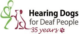 Our Speaker Sophie Biebuyck from Hearing Dogs for the Deaf