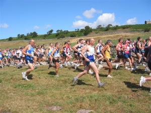 James Herriot Trail Run 2006
