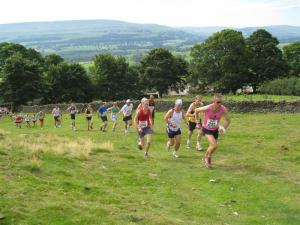James Herriot Trail Run 2008