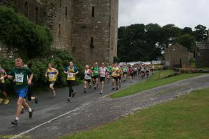 JAMES HERRIOT COUNTRY TRAIL RUN 29th July 2018