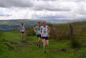 Herriot Run 2017 Gate 1 Black Hill photos