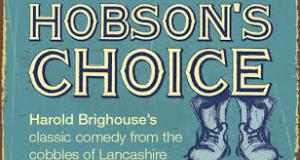 Visit to Tolethorpe Theatre to see Hobson's Choice.