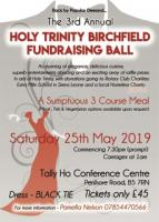 Holy Trinity Birchfield Fundraising Ball