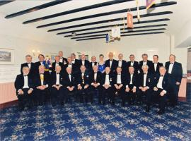 Holyhead Rotary Club Charter Dinner 1997