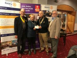 Rotary supporting Home Start