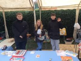 Interact Stall at Locke Park