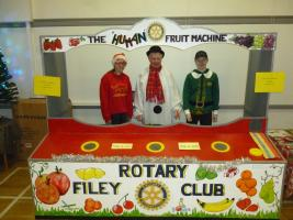 Membership of Filey Rotary Club