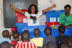 We have been supporting Literacy in a Box since it's inception in 2006.