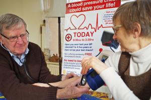 Know Your Blood Pressure Day