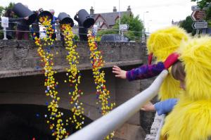 DUCK RACE SUCCESS