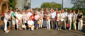Visit from Pirmasens RC & Kiev Centre RC - May 2012