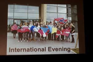 International Evening Blackpool 6th Form College