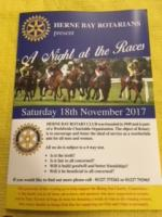 A Night at the Races, November 2017