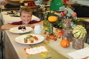Young Chef 2018 at Richard Lander School