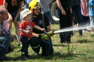 ODIHAM FIRE SHOW  (Photos from 2015 show)