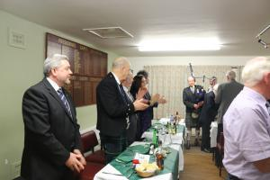Thornhill and District Rotary Club's Annual Burns Supper 2019