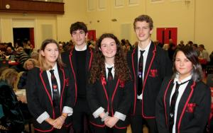 Prefects' Christmas Quiz