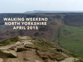 Walking Weekend at Gisborough