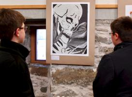 Winter 2018 Art Exhibition - Tolbooth