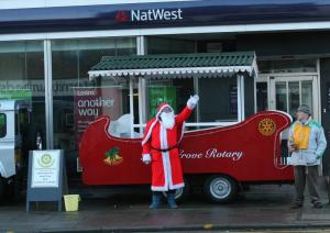 Collecting at Nat West