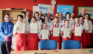 Kirkcudbright Rotary Young Chef 2019