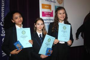 Rotary Youth Speaks Competition