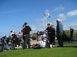 Junior Foursomes 2018
