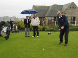 City Foursomes Golf Competition