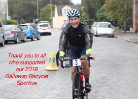 2019 Galloway Recycle Sportive