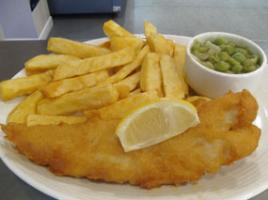 Fish , Chips , Fun and Fellowship