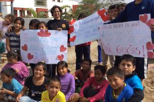 Fleet Rotary and Projects in Peru