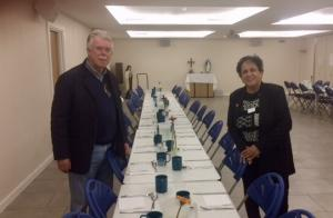 Rotary assists in Soup Kitchen