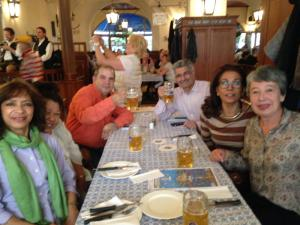 International visit to Munich - May 2015