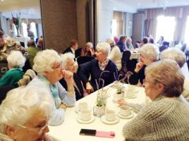 Coffee Morning for the over 60's