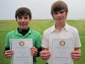 Rotary Young Golfer 2010