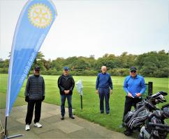 QCCC/ Rotary Charity Golf Day