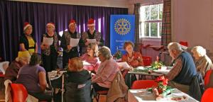 Dec 2011 Memory Cafe, Girton  WI Hall, High Street, Girton, CB3 0QL