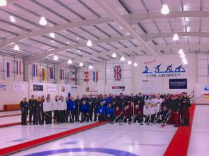 World Curling in Aberdeen