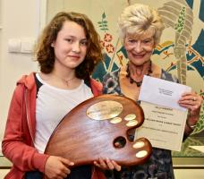 Kirkcudbright Rotary Young Artist Competition 2018