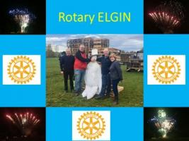 Rotary Elgin Annual Bonfire & Firework Display