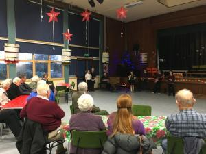 BRORA ROTAKIDS ENTERTAIN THEIR ELDERS
