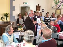 Tenth anniversary of the Knighton Luncheon Club