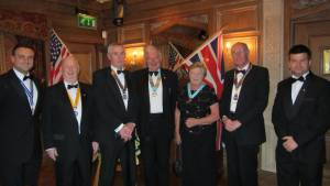 Rotary Club of Rochdale East 42nd Charter Dinner 2012