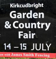Kirkcudbright Garden & Country Fair