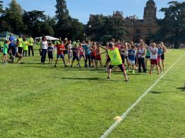 Junior Biathlon - Sat 14th September 2019 - STOP PRESS