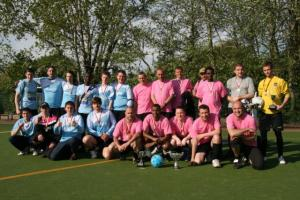 May 2012 Tommy McLafferty Football Tournament for Homeless communities
