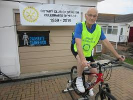 Rotary Rides Out for Prostate Cancer