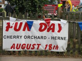 Herne & Broomfield Parish Fun Day 18th August 2013