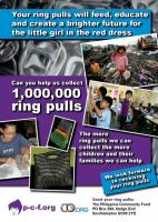 1,000,000 ring pulls poster